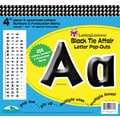 Barker Creek Black Tie Affair 4in. Letter Pop Out, All Age