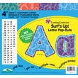 Barker Creek Surf's Up! 4in. Letter Pop Out, All Age