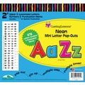 Barker Creek Neon 2in. Letter Pop Out, All Age