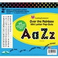 Barker Creek Rainbow 2in. Letter Pop Out, All Age