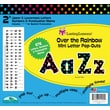 "Barker Creek Rainbow 2"" Letter Pop Out, All Age"