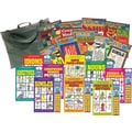Barker Creek Zoobilee Reading Fundamentals Classroom Set with Free Portfolio, 7+ Age