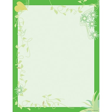 Barker Creek Go Green Stationery