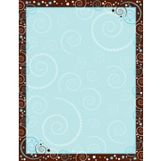 Barker Creek Hot To Dot Swirls Stationery