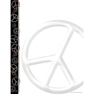 Barker Creek Peace Sign Stationery