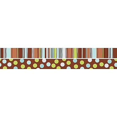 Barker Creek Ribbon by the Yard Double Sided Trim, 35in. L x 3in. W