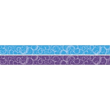 Barker Creek Surf's Up! North Shore Double Sided Trim, 35in. L x 3in. W