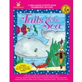 Barker Creek Tails of the Sea Activity Book, 4 - 9 Age