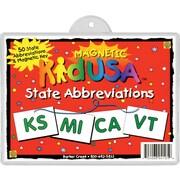 KidUSA™ State Abbreviation, 7+ Age