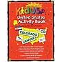KidUSA™ Activity Book, 7+ Age