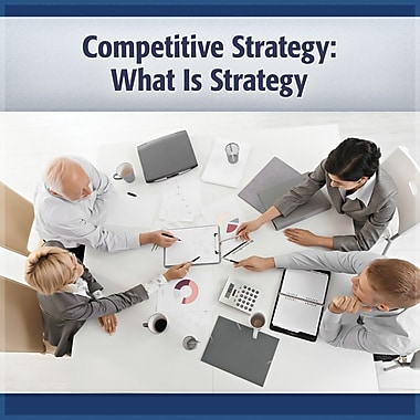 Competitive Strategy  Audiobook - Download