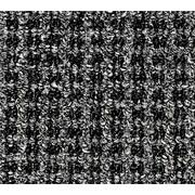 "Oxford™ Elite Wiper/Scraper Mat, Black/Gray, 72"" L x 48"" W"