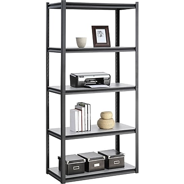 Whalen Heavy Duty 5-Shelf Storage Rack