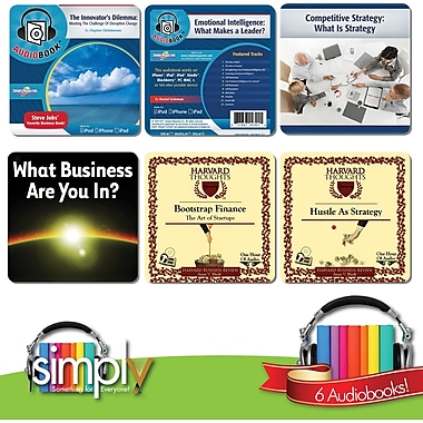 Harvard Business Press Audio Books Bundle - Download