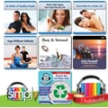 Simply Health & Wellness Audio Books Bundle - Download