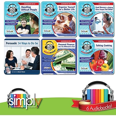 Life Skills Audio Books Bundle - Download