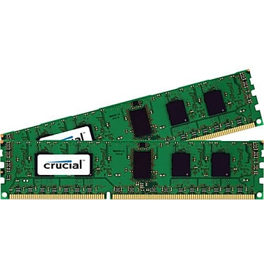 Crucial 4GB (2 x 2GB) DDR2 (240-Pin SDRAM) DDR2 800 (PC2 6400) Universal Desktop MemorySorry, this item is currently out of stock.