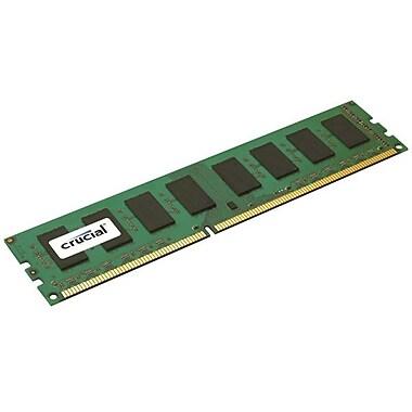 Crucial 4GB (1 x 4GB) DDR3 (240-Pin SDRAM) DDR3 1333 (PC3 10600) Universal Desktop Memory