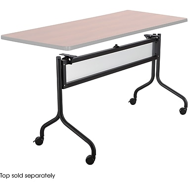 Safco® Impromptu® 2031 Training Table Base, Black