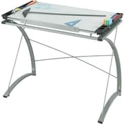 Safco® Xpressions™ 3966TG Drafting Table, Metallic Gray