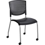 Safco® Vio™ 4016 Guest Chair, Black