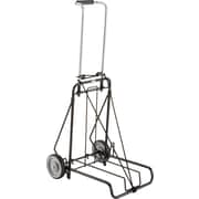 Safco® 4056NC Black Luggage Cart, 250 lbs.