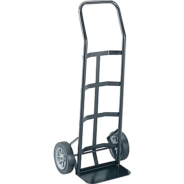 Safco® 4069 Economy C-Loop Hand Truck with Continuous Handle, Black