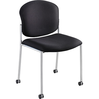 Safco® 4194 Guest Chair, Black