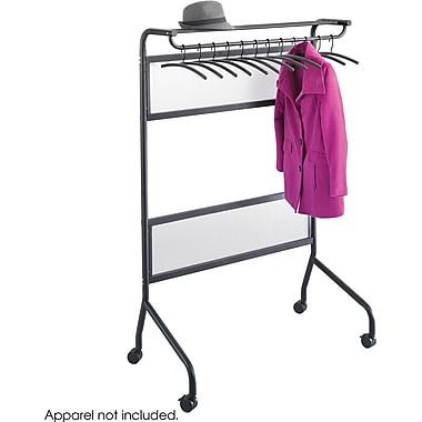 Safco® Impromptu® 4601 Garment Rack, Black