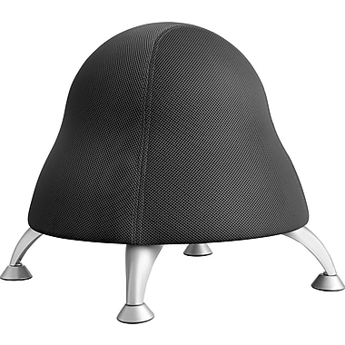 Safco® Runtz™ 4755BL Ball Chair, Licorice