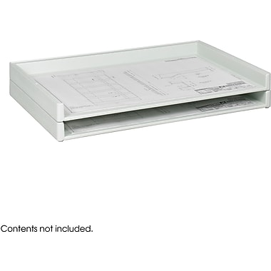 Safco® 4897 Giant Stack Tray Giant Stack Tray, 36in. x 24in.