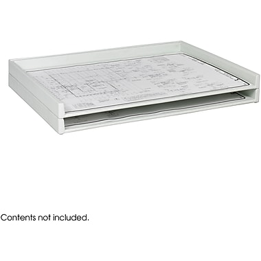Safco® 4899 Giant Stack Tray Giant Stack Tray, 42in. x 30in.