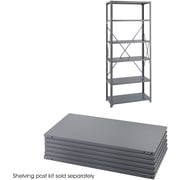 "Safco® 6252 Steel Industrial Shelf Pack, 36""(W) x 18""(D), Gray"