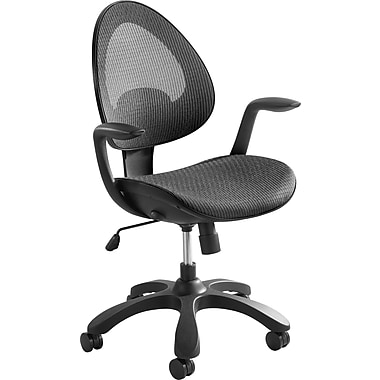 Safco® Helix™ 7067 Task Chair, Black