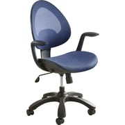 Safco® Helix™ 7067 Task Chair, Blue