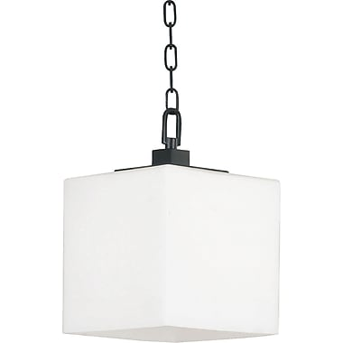 Kenroy Home Orion 1 Light Pendant, Bronzed Graphite Finish