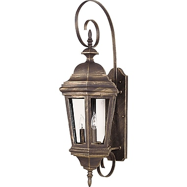 Kenroy Home Estate Large Wall Lanterns