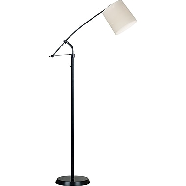 Kenroy Home Reeler Floor Lamp, Oil Rubbed Bronze Finish