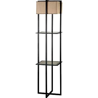 Kenroy Home Planar Floor Lamp, Oil Rubbed Bronze Finish