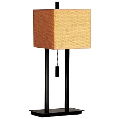 Kenroy Home Emilio Accent Lamp, Bronze Finish