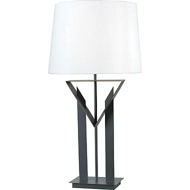 Kenroy Home Montrose Table Lamp, Bronze Finish