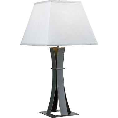 Kenroy Home Guilder Table Lamp, Oxidized Bronze Finish