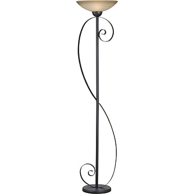 Kenroy Home Galaxy Torchiere, Oil Rubbed Bronze Finish