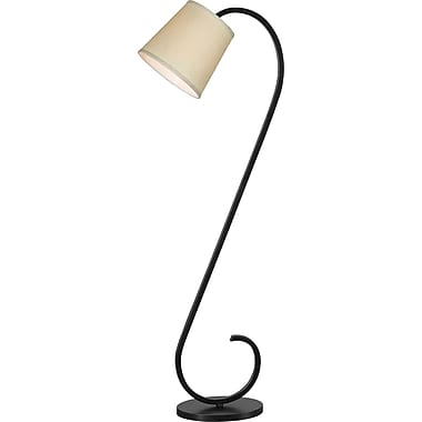 Kenroy Home Wilson Floor Lamp, Oil Rubbed Bronze Finish