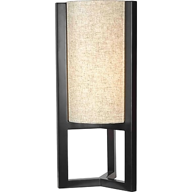 Kenroy Home Teton Table Lamp, Madera Bronze Finish