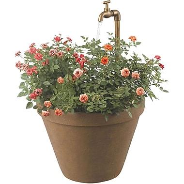 Kenroy Home Full Bloom Outdoor Fountain, Terra Cotta Finish