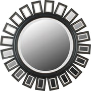 Kenroy Home Straus Wall Mirror, Deep Espresso Finish