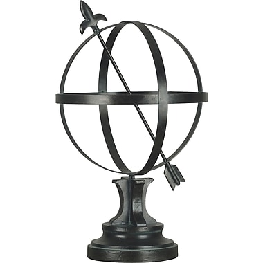 Kenroy Home Garden Armillary, Bronze Finish