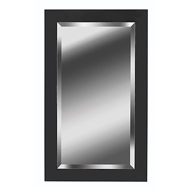 Kenroy Home Black Ice Wall Mirror, Black Ice Finish