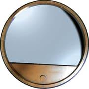Kenroy Home Vino Wall Mirror, Light Oak Finish